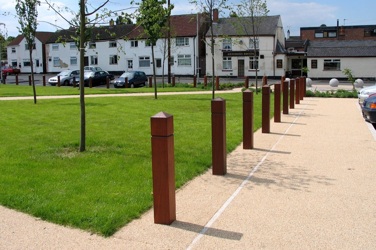 303 - a range of other street furniture products can be manufactured and supplied