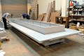 40psr08 - Stratum planter with bench in manufacture