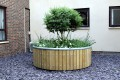 44pca41 - Castleton circular tree planter