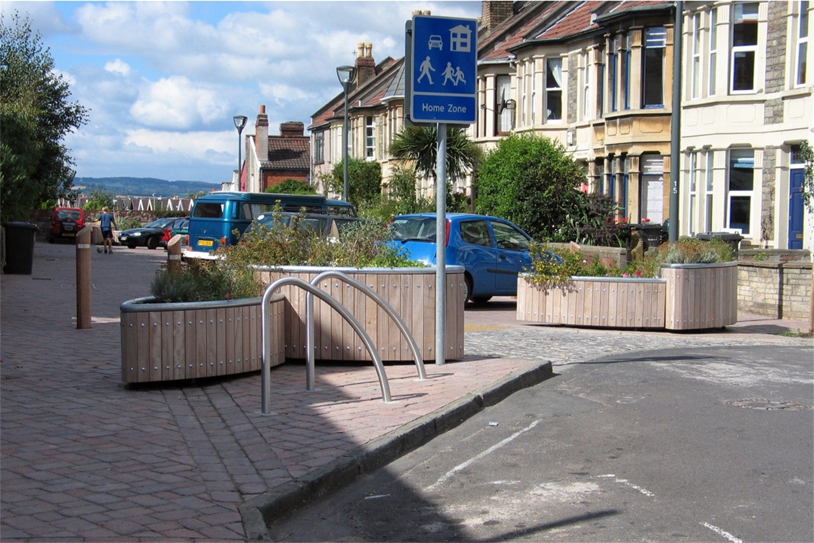 Street Design Public Realm Projects