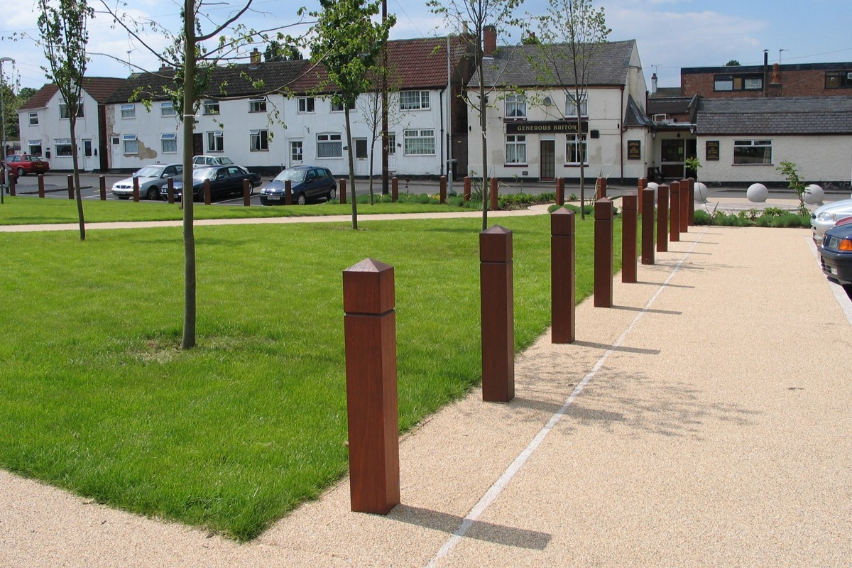 other street furniture products,