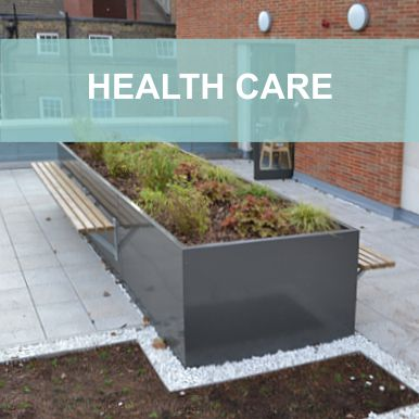 Health care projects by Street Design