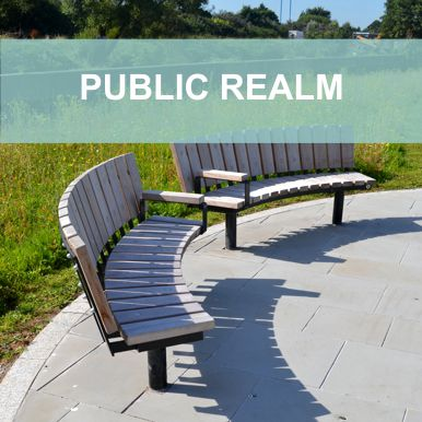Public Realm projects by Street Design