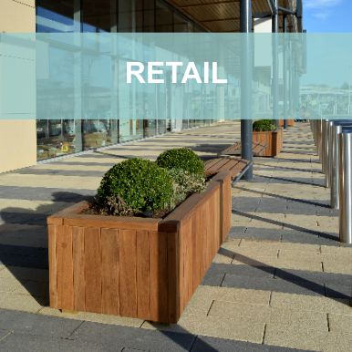 Retail projects by Street Design