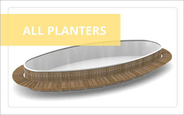 All Planters by Street Design