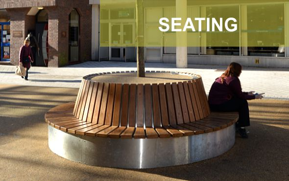 Street Design Seating