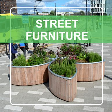 Street Design Street Furniture