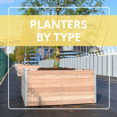Planters by Type