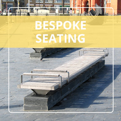 Bespoke Seating by Street Design