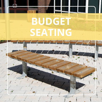Budget Seating by Street Design