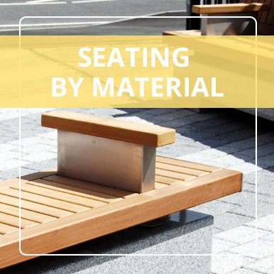Seating by Material