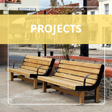 Seating Projects by Street Design