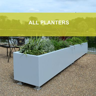 Planters by Street Design