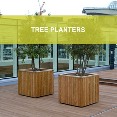 Tree Planters by Street Design
