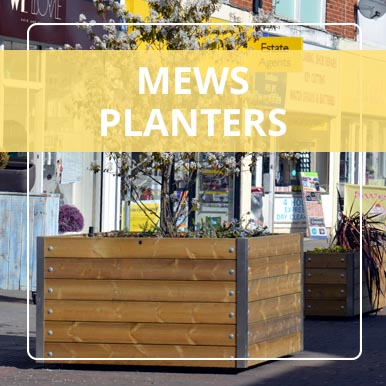Mews Planters by Street Design