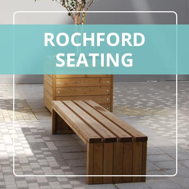 Rochford Seating by Street Design