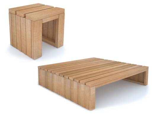 Versatile Rochford Seating by Street Design