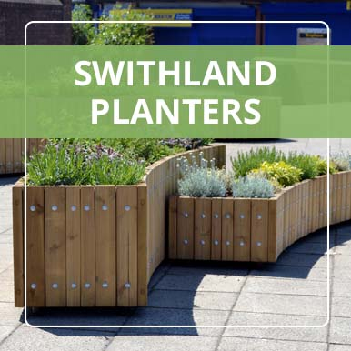 Swithland Planters by Street Design