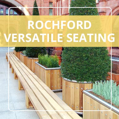 Rochford Versatile Seating by Street Design