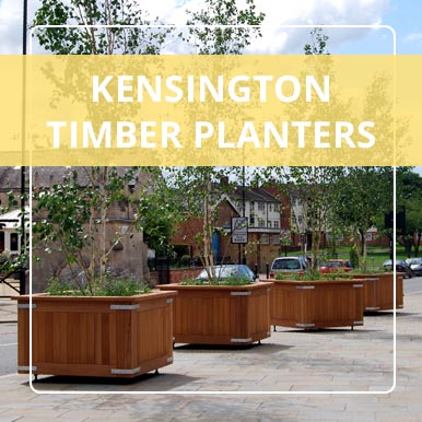 Kensington Planters by Street Design