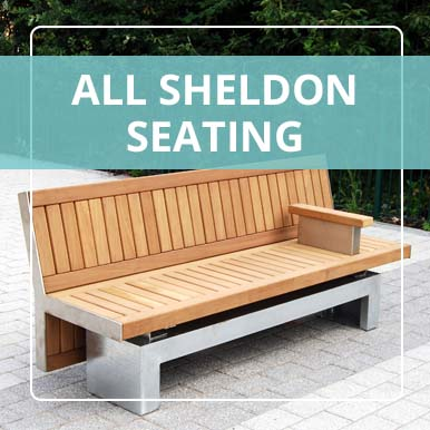 Versatile Sheldon Seating by Street Design