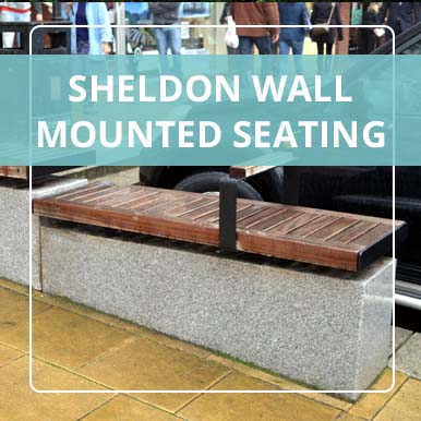 Versatile Sheldon Wall Seating by Street Design