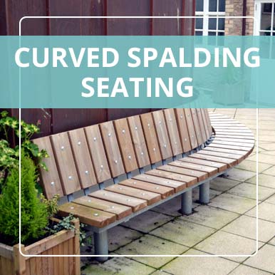 Versatile Curved Spalding Seating from Street Design