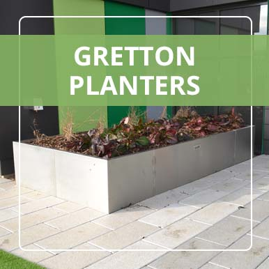 Gretton Planters by Street Design