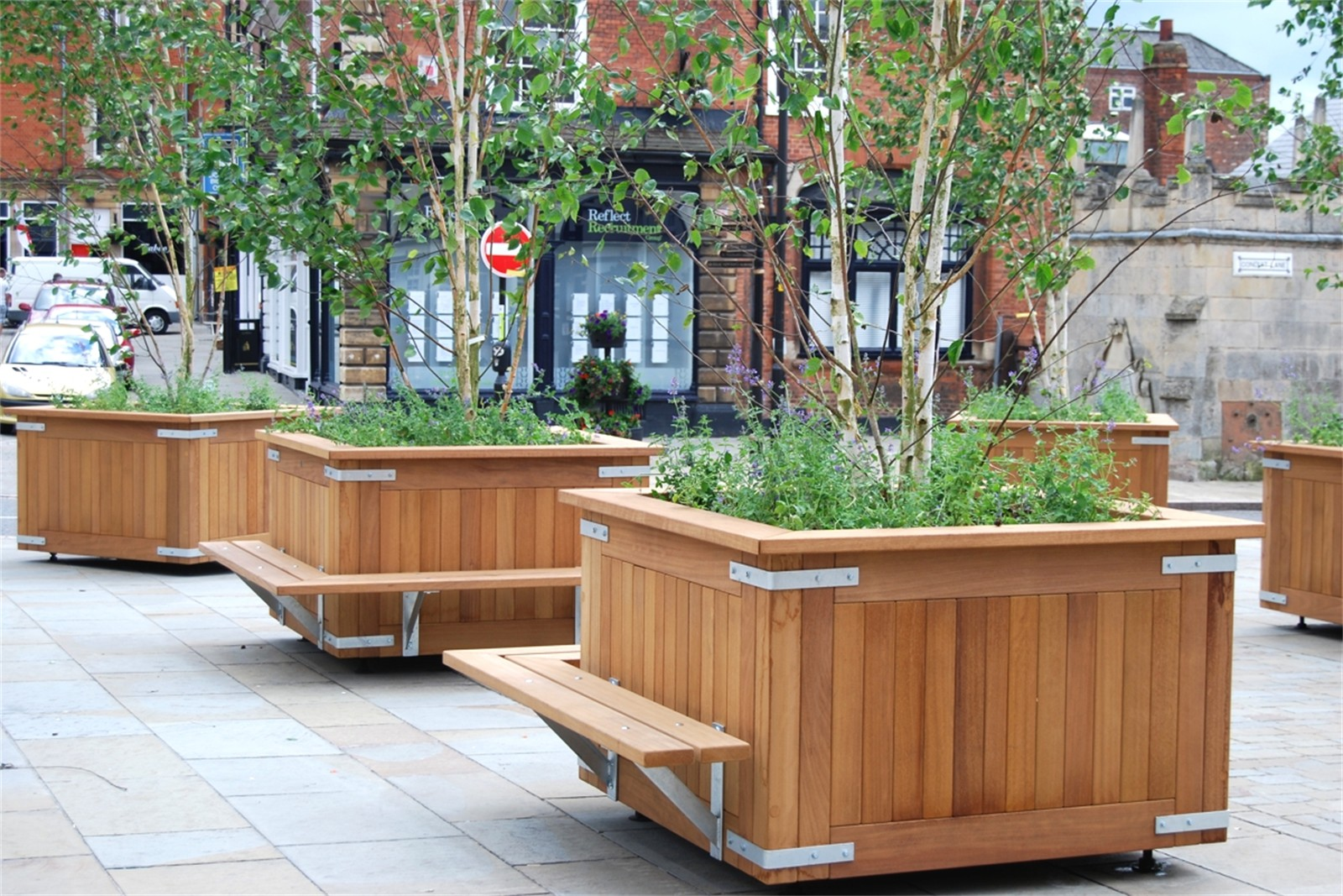 Kensington Tree Planter Street Design Products